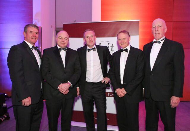 UCD RFC Annual Dinner May 2015